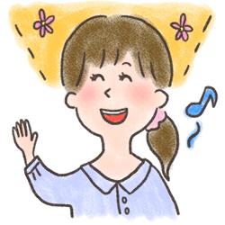 声がかすれるー喉に優しい発声