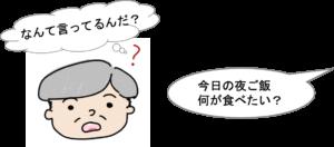 聴覚的理解の低下,聞く力の問題
